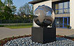 Large waterfeature globe
